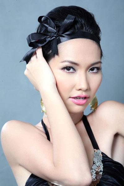 3 kiểu tóc mùa đi tiệc của diễn viên Kim Hiền! - 6