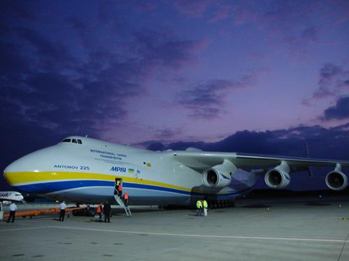 Chiếc máy bay nặng nhất thế giới - 1