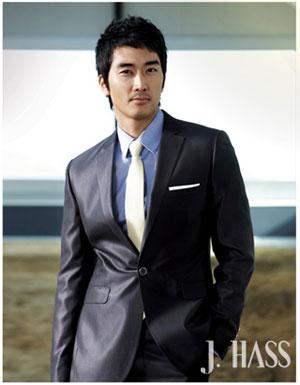 """""""Lột xác"""" thành công của Song Seung Heon - 6"""