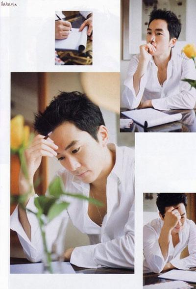 """""""Lột xác"""" thành công của Song Seung Heon - 1"""