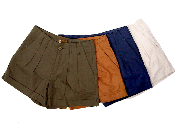 5 mẫu quần short tôn dáng gợi cảm - 3