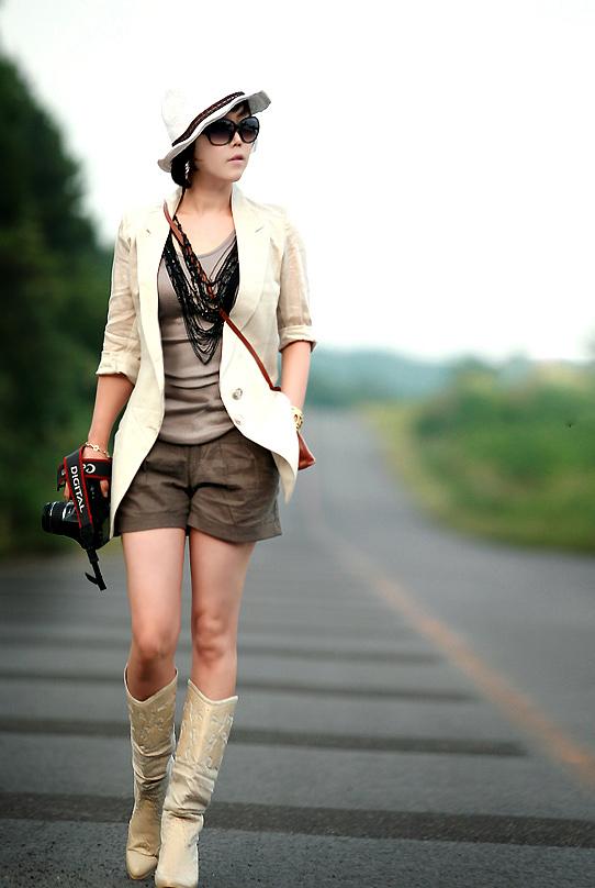 5 mẫu quần short tôn dáng gợi cảm - 6