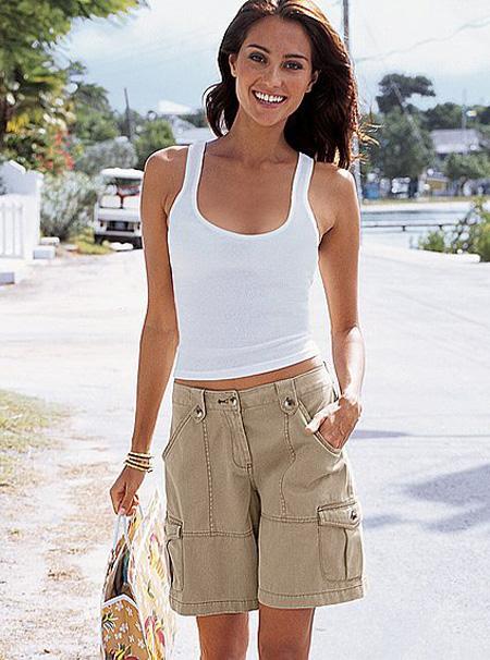 5 mẫu quần short tôn dáng gợi cảm - 7