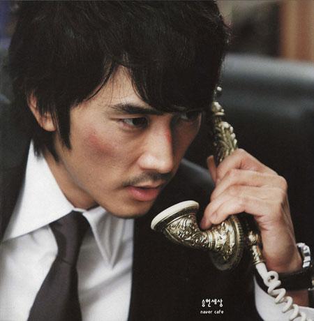 """""""Lột xác"""" thành công của Song Seung Heon - 14"""