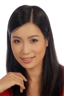 Á hậu Trịnh Kim Chi: Đẹp từ A đến Z! - 1