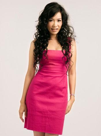Á hậu Trịnh Kim Chi: Đẹp từ A đến Z! - 3