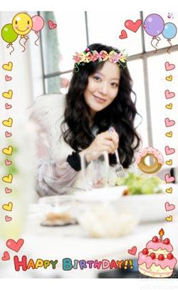 """Kim Hee Sun: """"Gái một con trông mòn con mắt"""" - 6"""