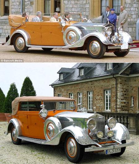 Bán đấu giá chiếc Rolls-Royce đắt nhất thế giới - 1