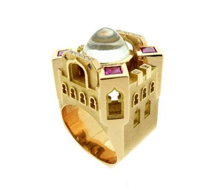 Lâu đài độc đáo trên ngón tay - 2