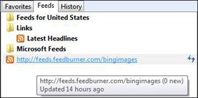 Lấy ảnh nền của Bing làm wallpaper cho Windows 7 - 3