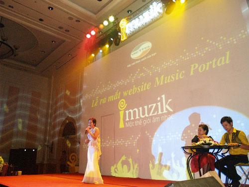 Viettel Imuzik Portal – Thế giới âm nhạc trong tầm tay - 1
