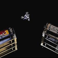 Video mô tô bay qua sông Thames