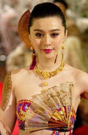 """Phạm Băng Băng –""""Thiếu nữ Võ Tắc Thiên"""" - 9"""