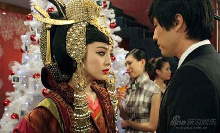 """Phạm Băng Băng –""""Thiếu nữ Võ Tắc Thiên"""" - 8"""