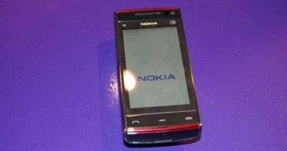 """Ảnh thật """"nhị gia"""" Nokia X-Series mới toanh - 1"""