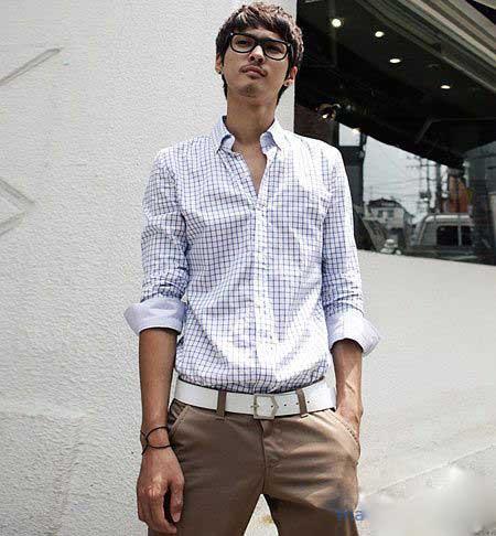11 mẫu áo sơ mi đẹp cho chàng - 4