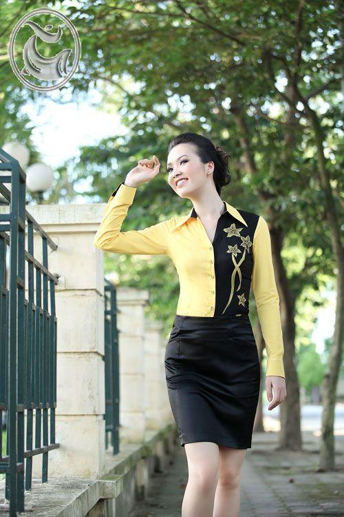 """Thu Thủy fashion: """"Thu Vàng Đam Mê"""" - 3"""