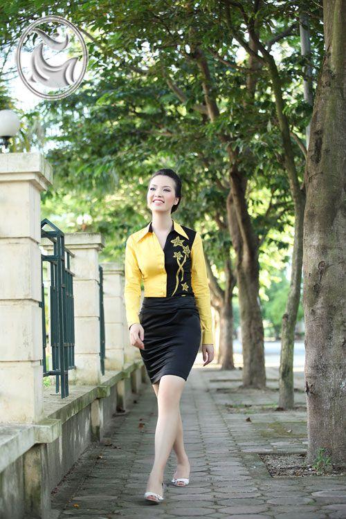 """Thu Thủy fashion: """"Thu Vàng Đam Mê"""" - 4"""