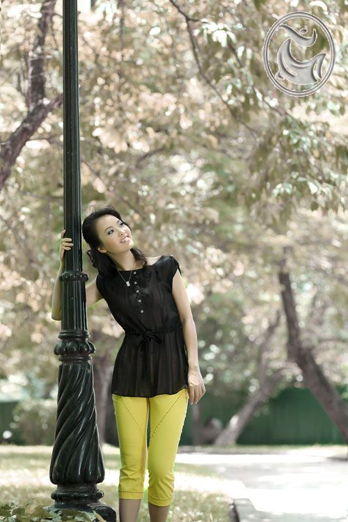 """Thu Thủy fashion: """"Thu Vàng Đam Mê"""" - 5"""