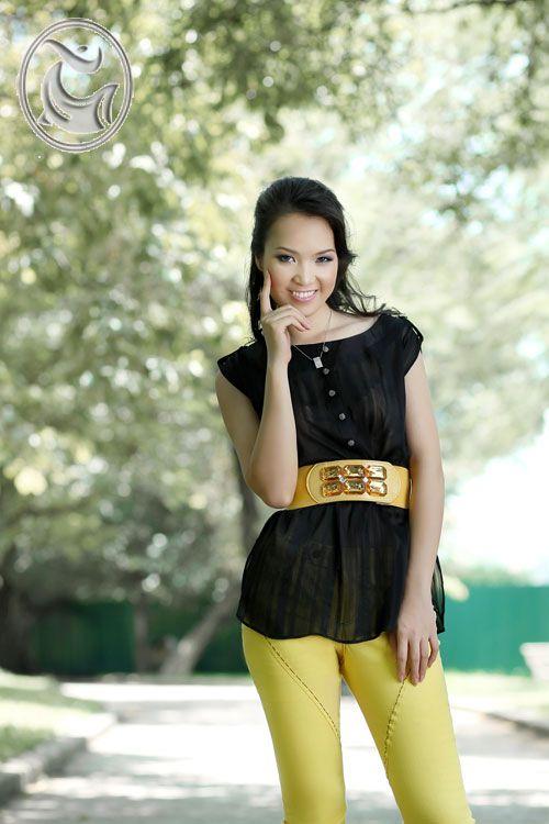 """Thu Thủy fashion: """"Thu Vàng Đam Mê"""" - 6"""