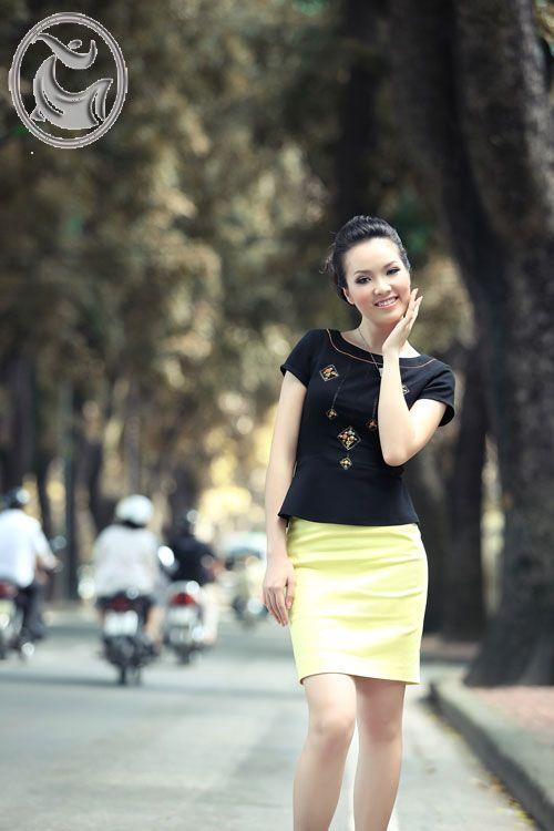 """Thu Thủy fashion: """"Thu Vàng Đam Mê"""" - 10"""
