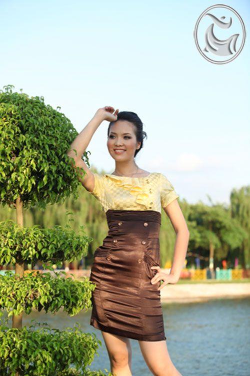 """Thu Thủy fashion: """"Thu Vàng Đam Mê"""" - 13"""