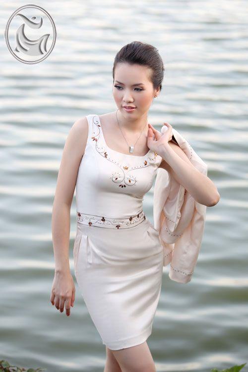 """Thu Thủy fashion: """"Thu Vàng Đam Mê"""" - 14"""