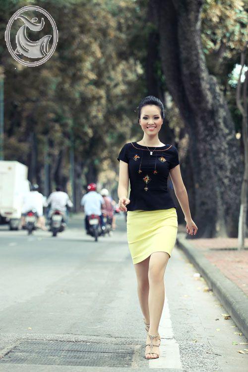 """Thu Thủy fashion: """"Thu Vàng Đam Mê"""" - 9"""