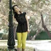 """Thu Thủy fashion: """"Thu Vàng Đam Mê"""""""