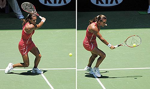 Hướng dẫn gài bóng lên lưới (Phần 1), Dạy tennis kèm video, Thể thao,