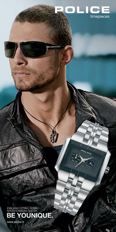 """POLICE - """"Mua đồng hồ hàng hiệu nhận ngay quà hàng hiệu"""" - 6"""
