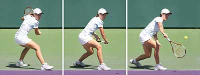Hướng dẫn đánh cú lốp (Phần 1), Dạy tennis kèm video, Thể thao,
