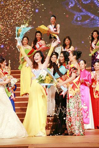 Hoàng Thị Yến bất ngờ đăng quang Hoa hậu quý bà - 11