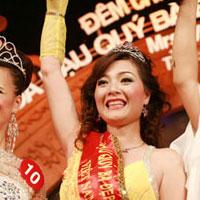 Hoàng Thị Yến bất ngờ đăng quang Hoa hậu quý bà