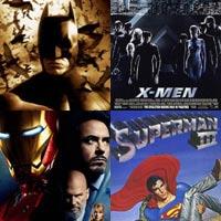 10 phim về siêu anh hùng hay nhất mọi thời đại