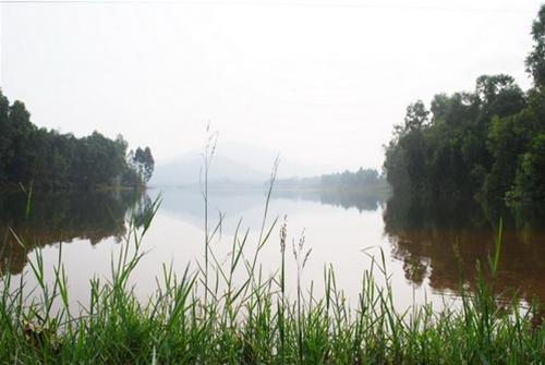 Đi tắm ở hồ giữa núi, Du lịch, Cảnh đẹp, ảnh đẹp, du lịch 24h, đại lải, tắm, thắng cảnh