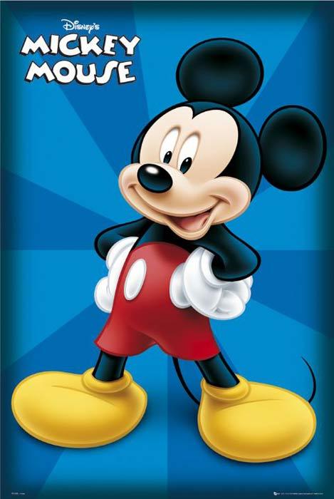 Video: Những khoảnh khắc vàng của chuột Mickey - 6