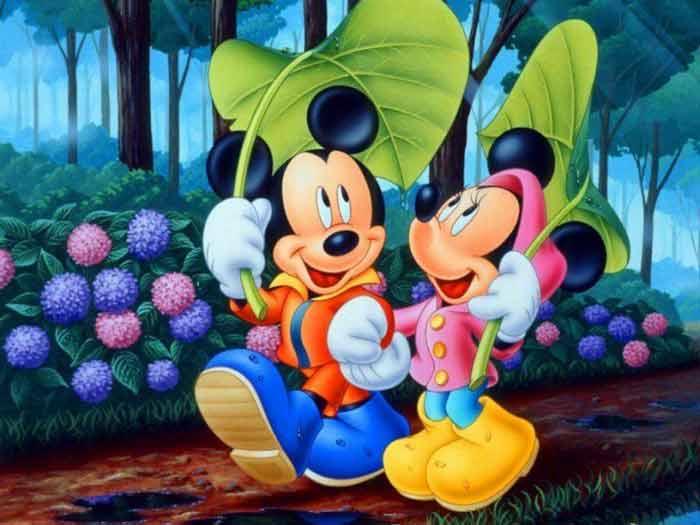 Video: Những khoảnh khắc vàng của chuột Mickey - 8