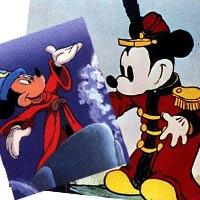 Video: Những khoảnh khắc vàng của chuột Mickey