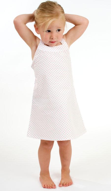 Clip: May váy xinh cho bé gái - 4