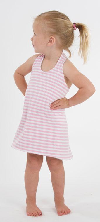 Clip: May váy xinh cho bé gái - 8