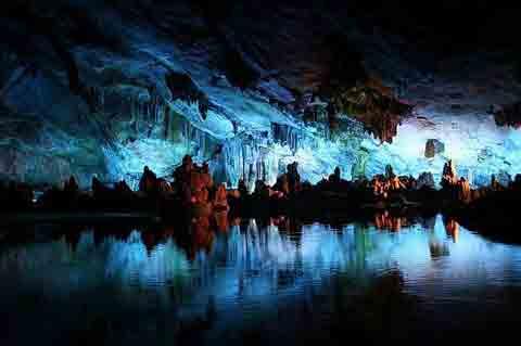 Chiêm ngưỡng 10 hang động ngầm tuyệt đẹp, Điểm du lịch, Du lịch, du lich, anh dep, canh dep, phuot, di dau, nghi cuoi tuan