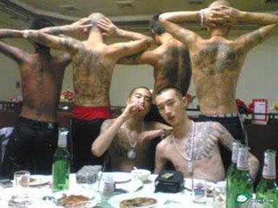 Những kẻ du côn, ra tù và trại thường được Dương