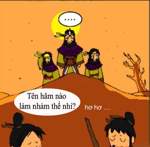 1256629973 9 Tam Quốc... hài (1): Chiến loạn Hán triều