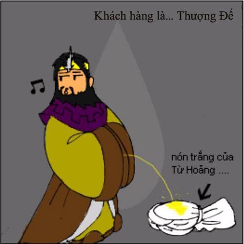1256630485 13 Tam Quốc... hài (1): Chiến loạn Hán triều