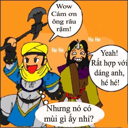 1256630485 14 Tam Quốc... hài (1): Chiến loạn Hán triều