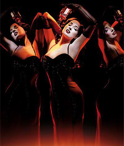 """Vũ nữ thoát y """"SEXY"""" với váy đen - 10"""