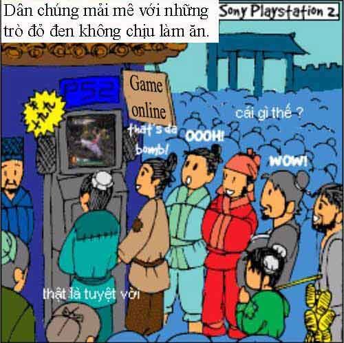 1256691871 7 Tam Quốc... hài (1): Chiến loạn Hán triều
