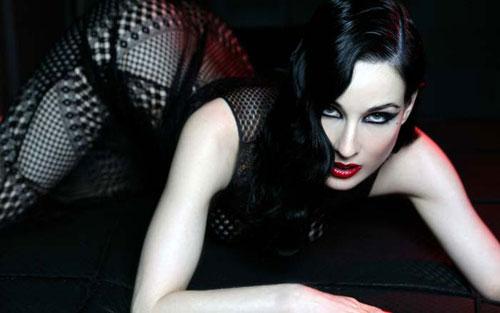 """Vũ nữ thoát y """"SEXY"""" với váy đen - 13"""