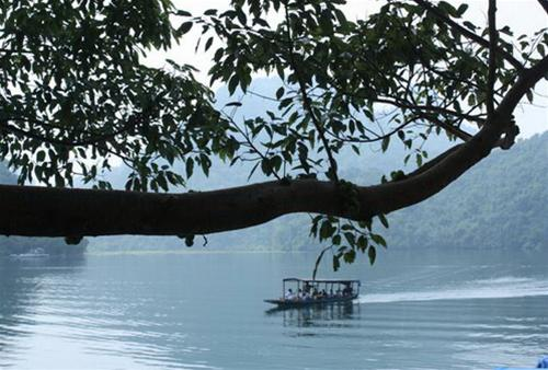 Thăm hồ Ba Bể - 4